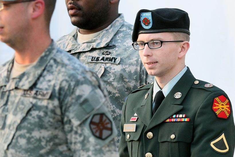 Pelayanan Militer Chelsea Manning
